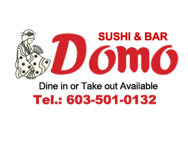 Domo Japanese Restaurant, Portsmouth, NH